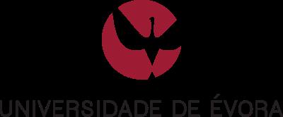 Logótipo da Universidade de Évora (vertical)